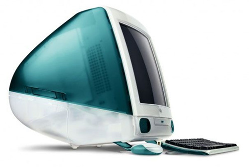 Eye Candy with iMac