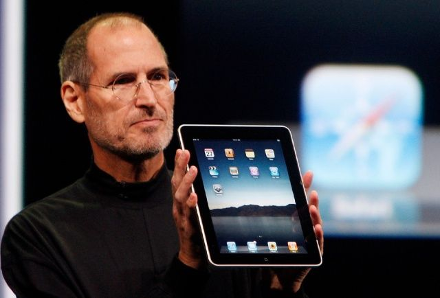 For Portability and Convenience - The iPad