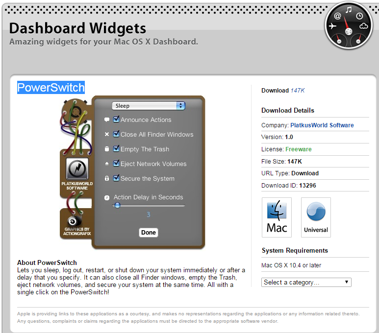 Top 10 Mac Dashboard Desktop Widgets 2015 - MacFinest