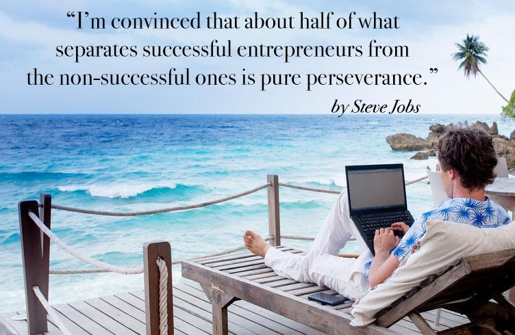 Steve Jobs on successful entrepreneurs