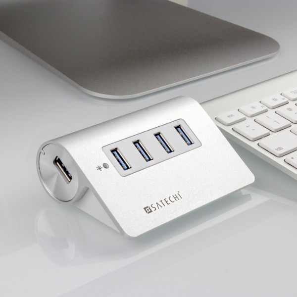 Satechi 4-Port USB 3.0 Hub