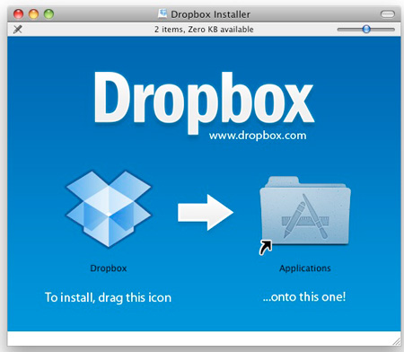 dropbox for mac