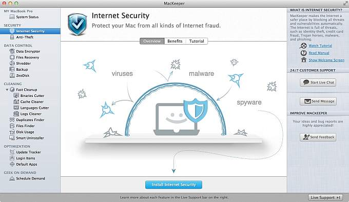 mackeeper security